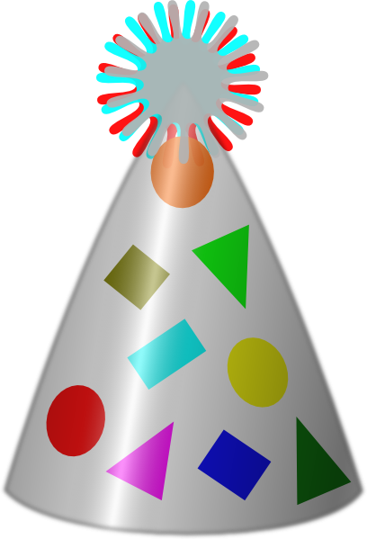 Party Hat Png image #20312