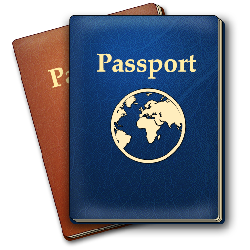 Passport icon #4976 - Free Icons and PNG Backgrounds