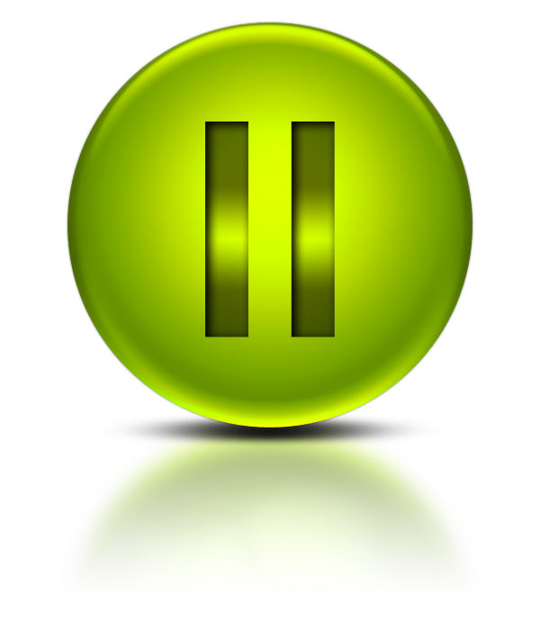 Pause Button PNG File
