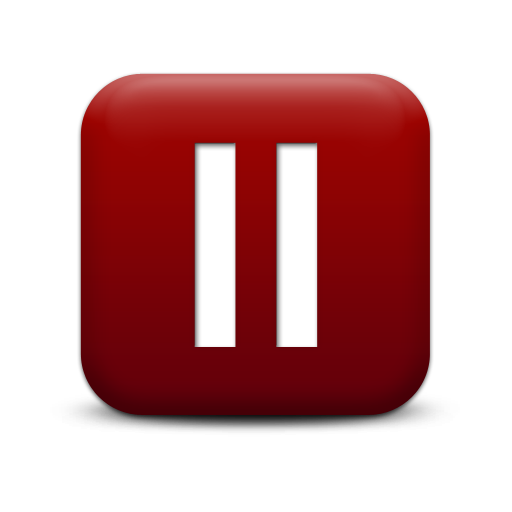 Pause  Library Icon image #29588