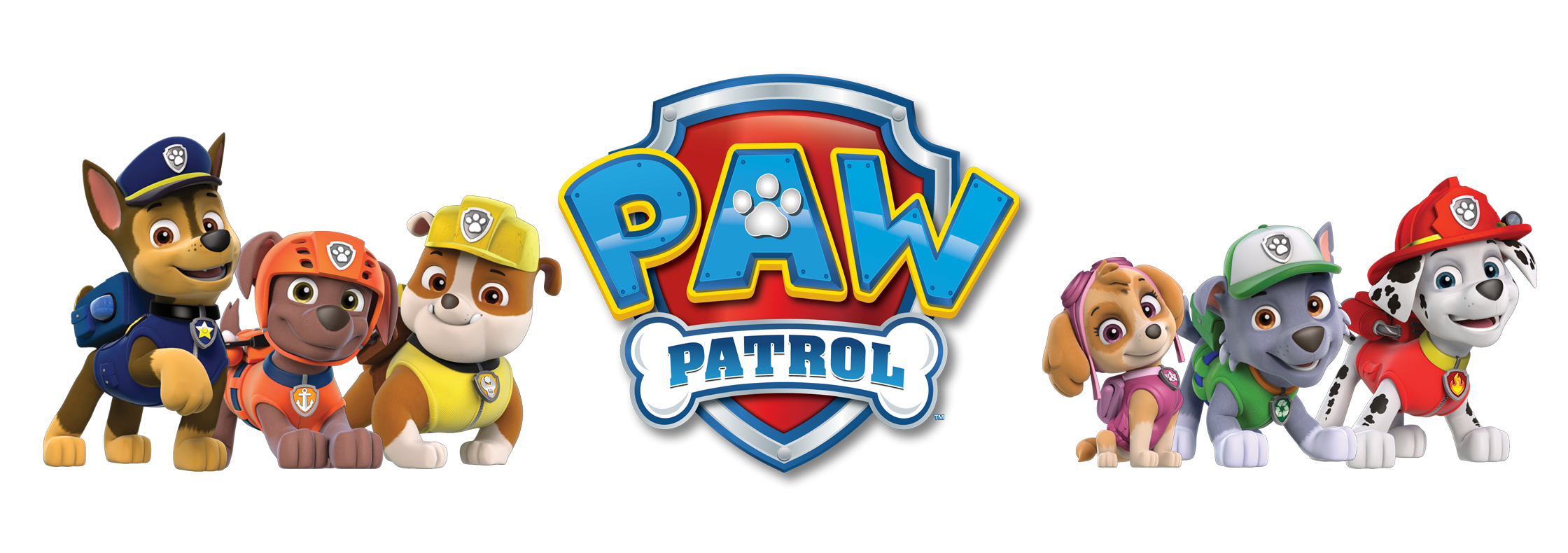Paw Patrol Party Rubble Png image #41898