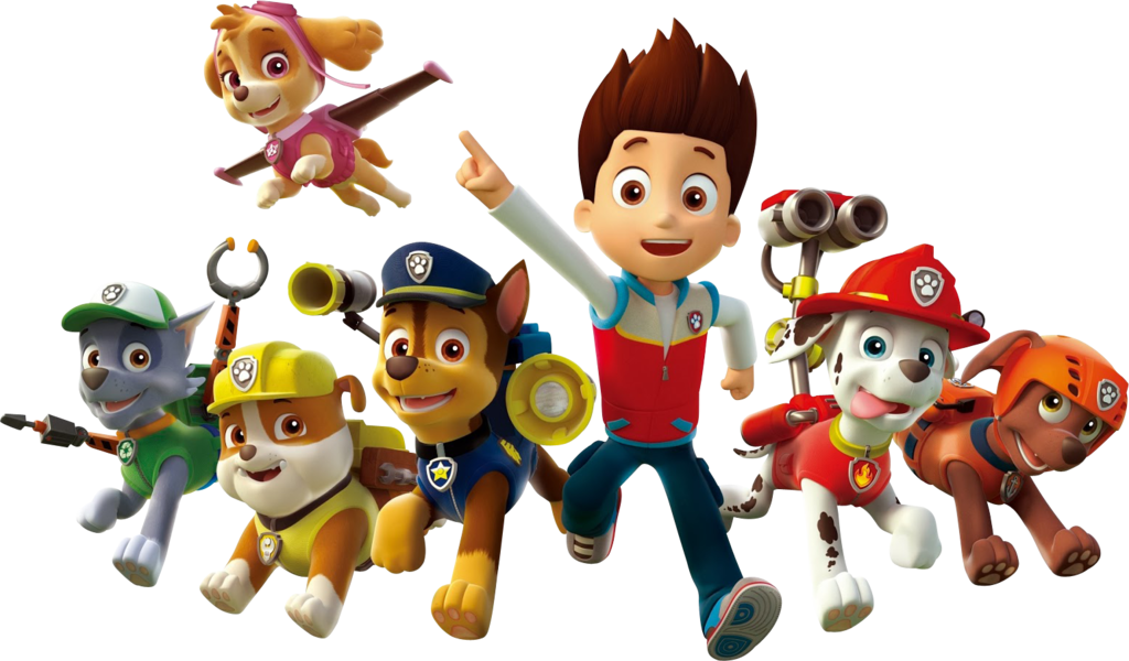 Paw Patrol Png Picture image #41899