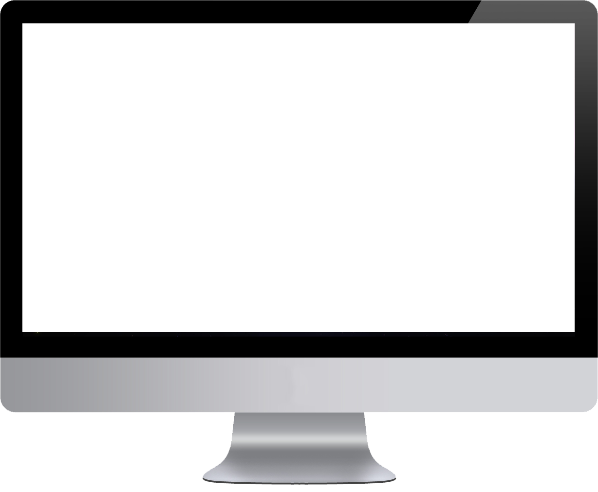 PC Computer Screen PNG image #39901