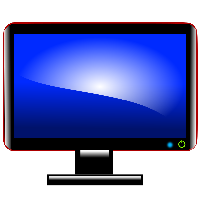 PC Computer Screen PNG