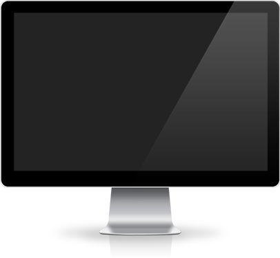 PC Computer Screen PNG image #39904