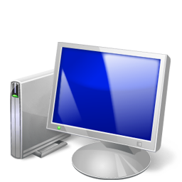 Free High-quality Pc Icon image #32232