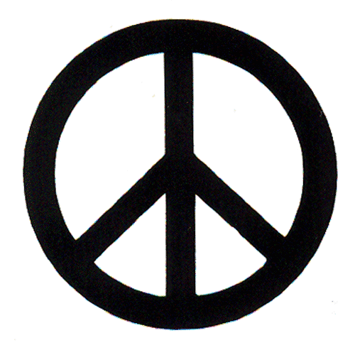 Peace Sign Png Download Free Vector image #19843
