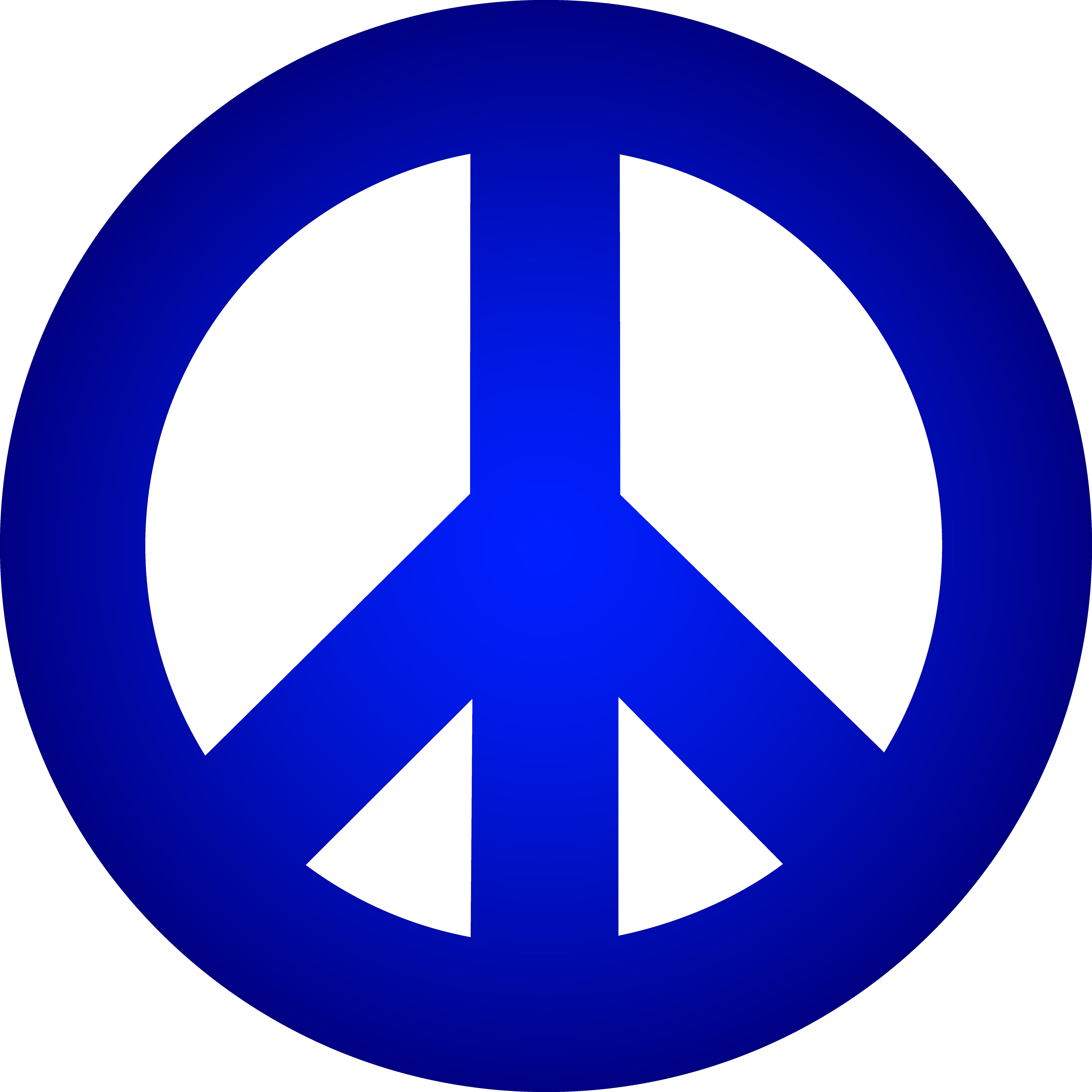 PNG Peace Sign File image #19846