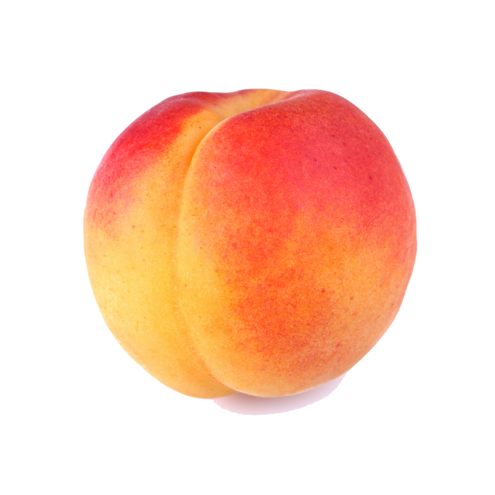 Peach PNG Clipart image #41686