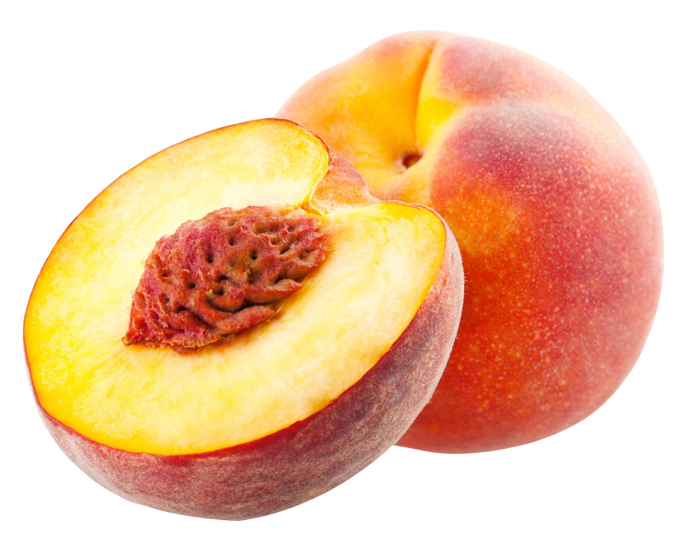 Peach PNG Image Download image #41687