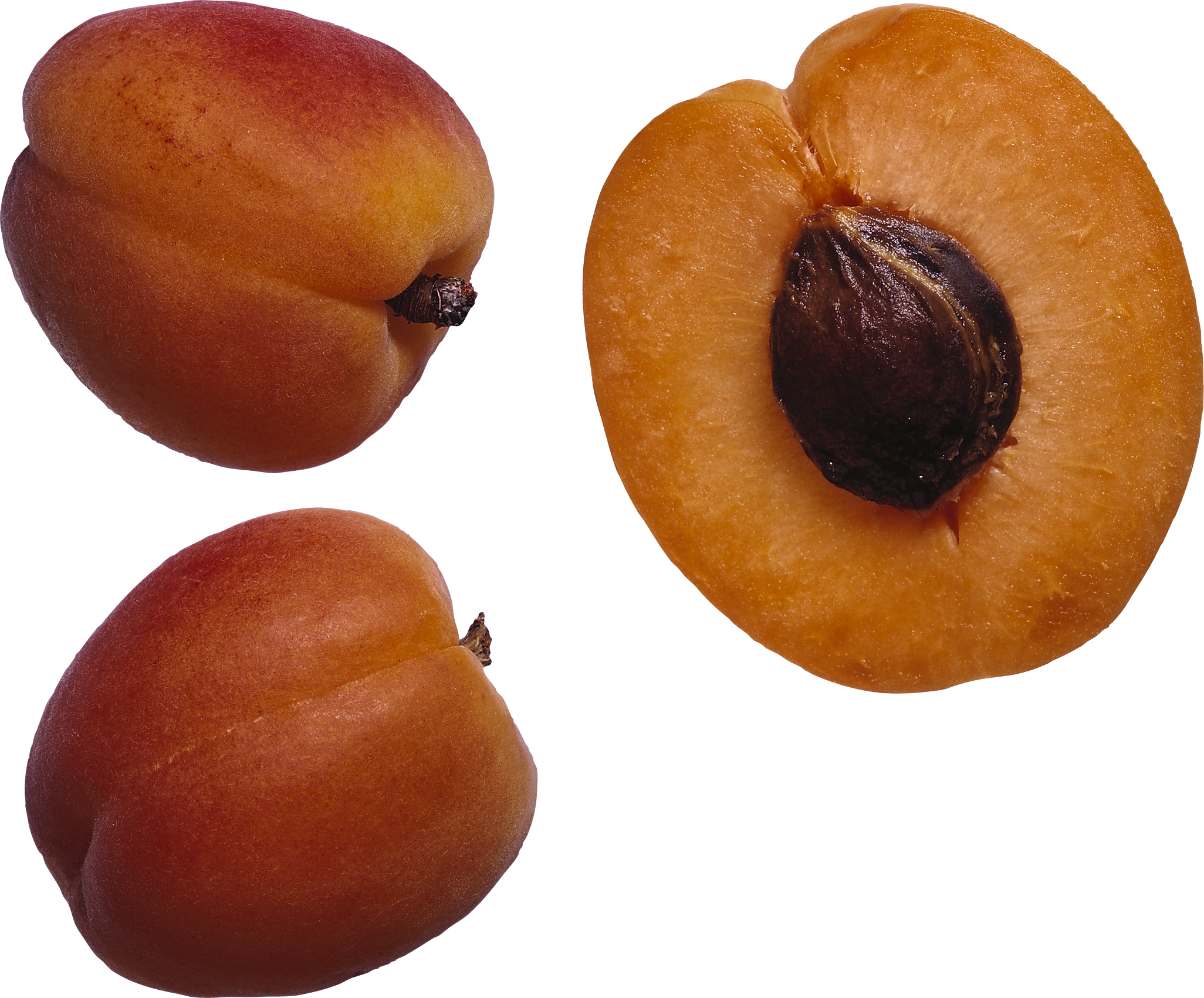 Peach PNG Transparent Image image #41715