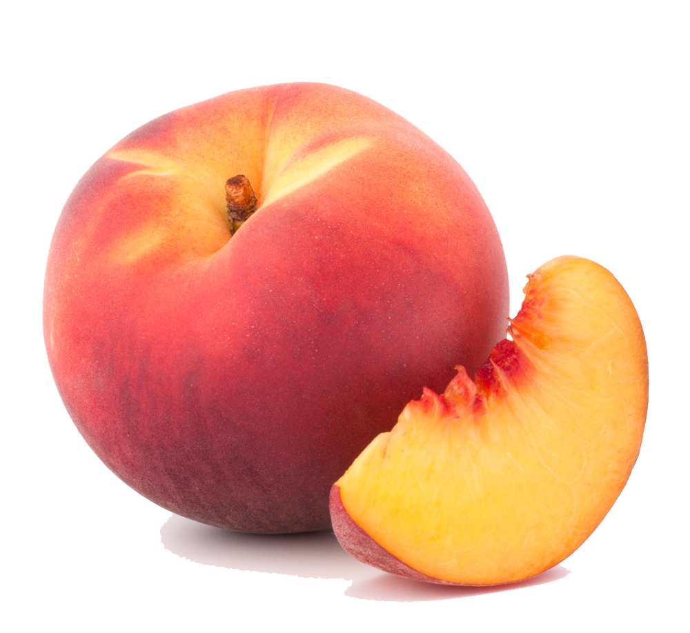 Peach PNG Transparent Photo image #41684