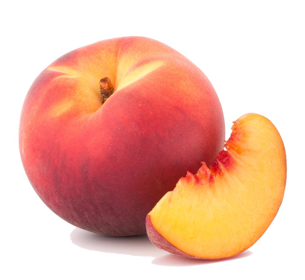 Peach PNG Transparent Photo