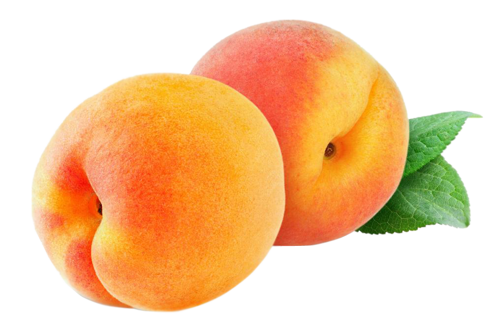 Peach PNG Transparent Picture