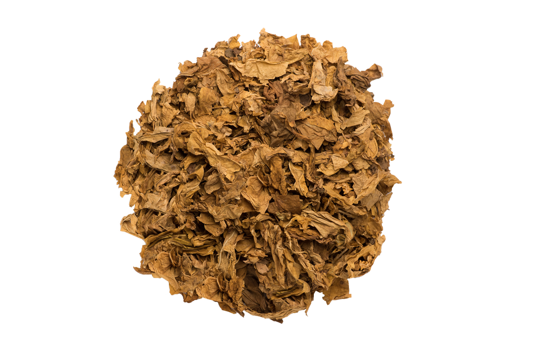pellet smoking pure tobacco