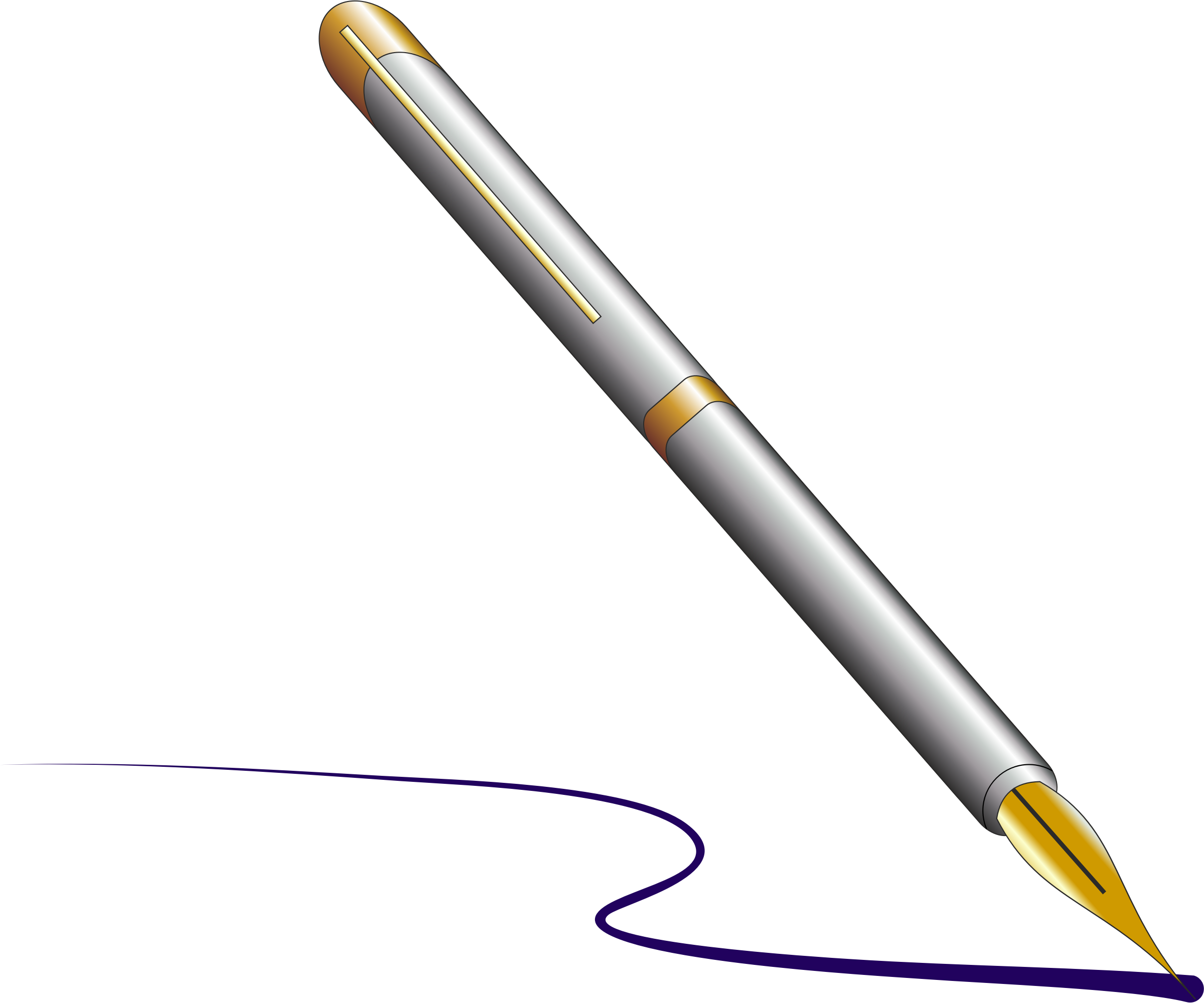 Pen PNG Transparent Image