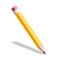 Pencil PNG File image #658