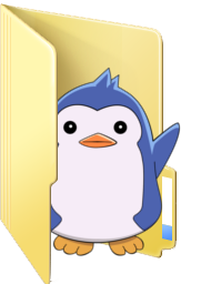Vector Free Penguin image #28778