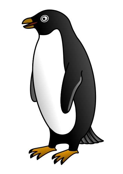 Png Collection Penguin Clipart image #19550