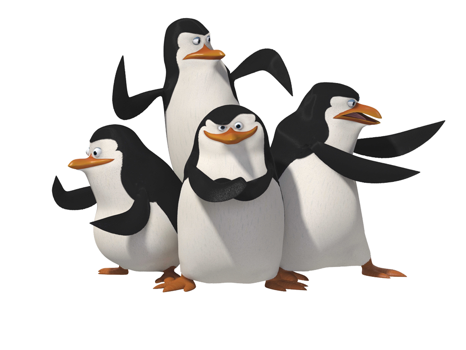Penguin Vector Download Free Png image #19558