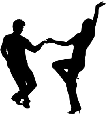 People Dancing Silhouette download dancing silhouette PNG images