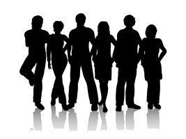 People Group Png image #3214