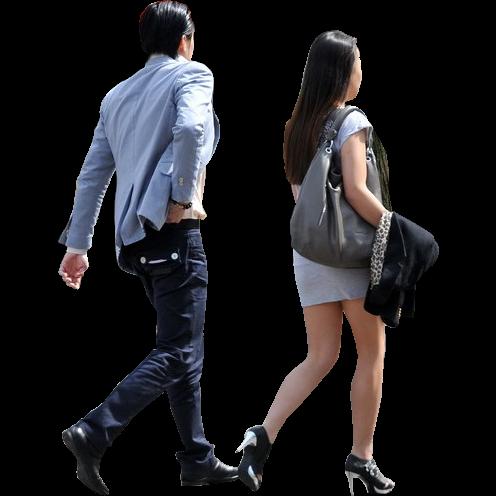 group of people walking png. people, man, girl png image #44597 group of people walking