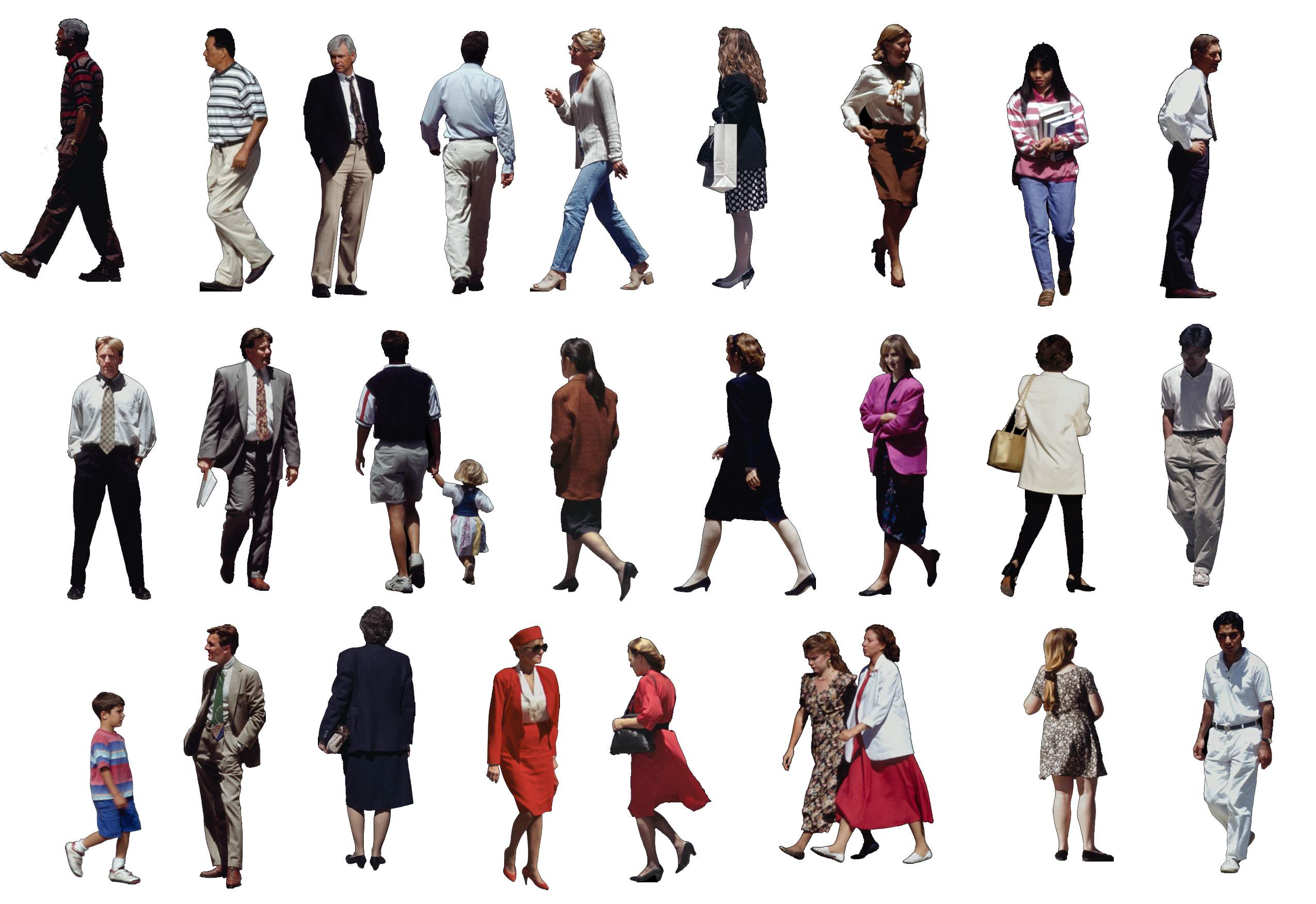 High Resolution People Png Clipart image #32519