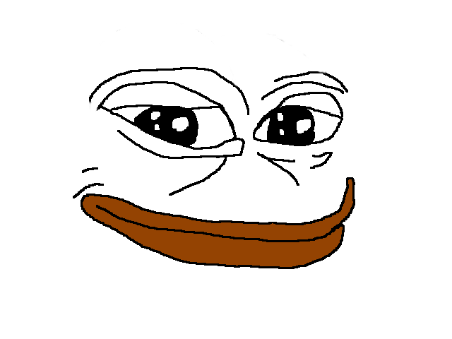 Pepe Faces Transparent Images image #45800