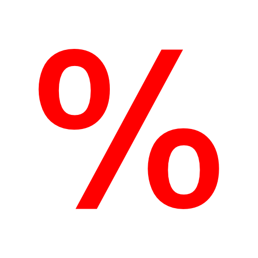 Percentage Transparent Png Pictures Free Icons And Png Backgrounds