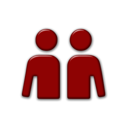 Icon Free Download Vectors Person  Red image #7531