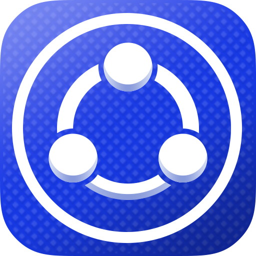 phone apps shareit icon