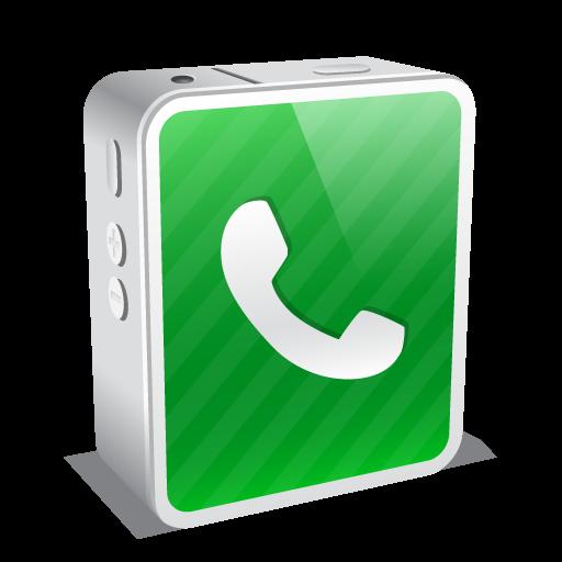 Phone Icon | iPhone4 Mini Iconset | Double J Design
