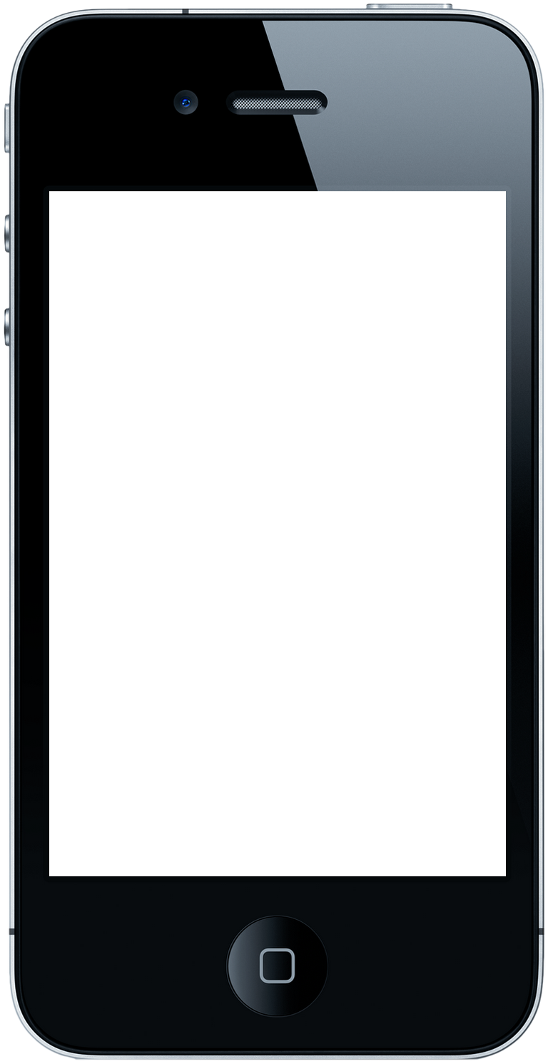 Phone, black iPhone blank screen
