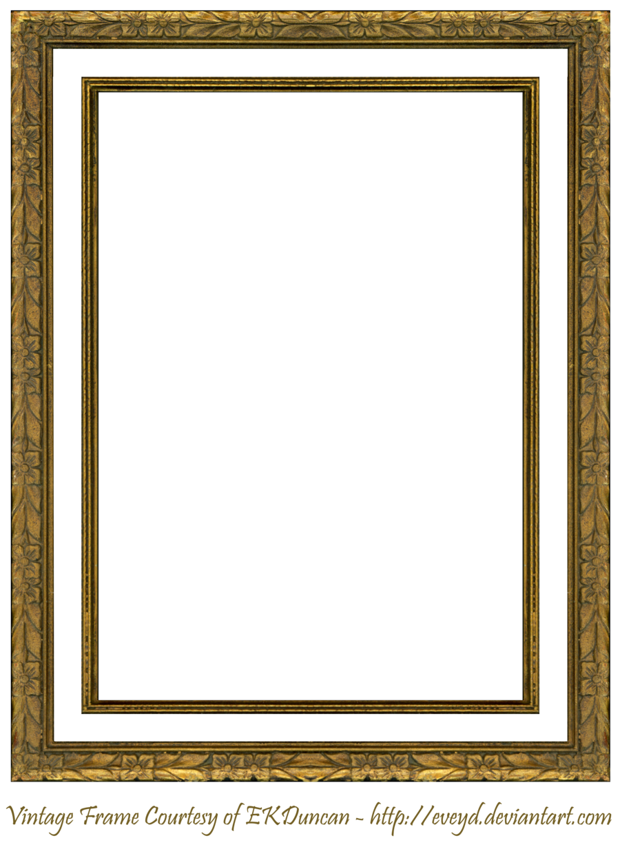 Photo Frame Transparent PNG Pictures - Free Icons and PNG Backgrounds