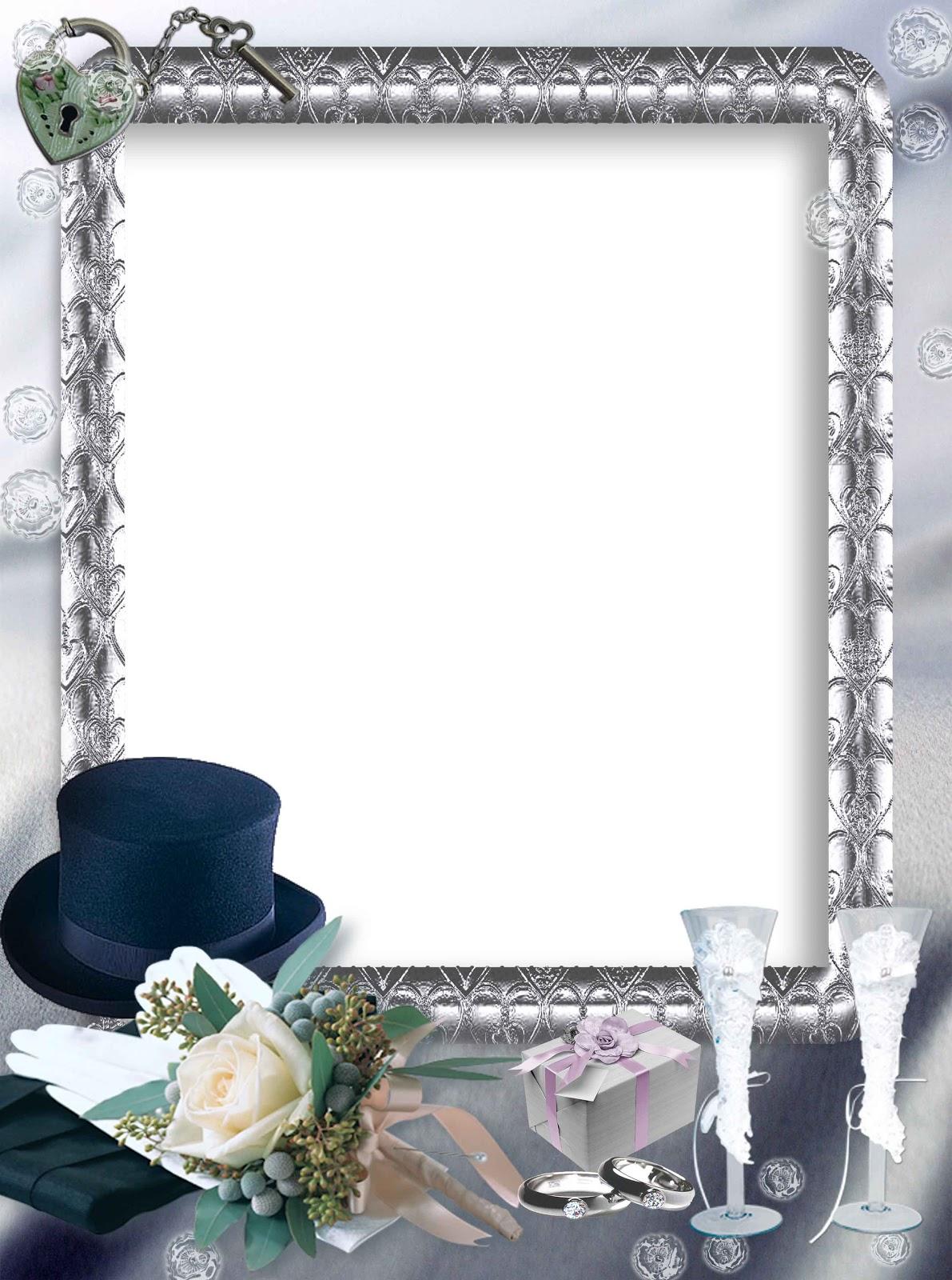 photo frame wedding png image 35188