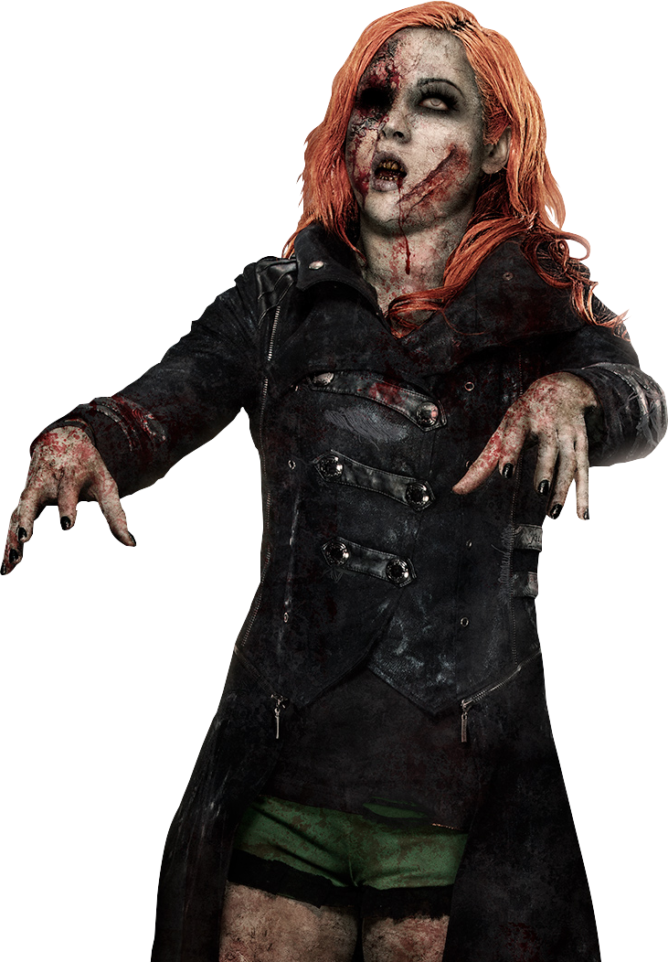 Photo Zombie Costum EHorror Free Content  image #48824
