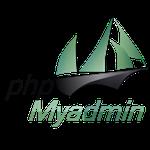 PhpMyadmin logo by Yuang on deviantART