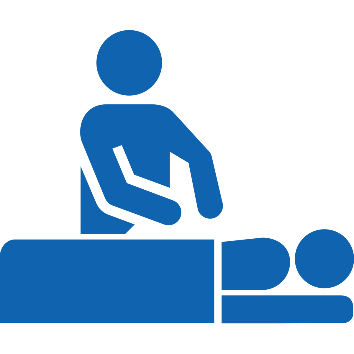 Physical Therapy Icon Vector