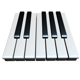 Download Png Free Vector Piano image #11844