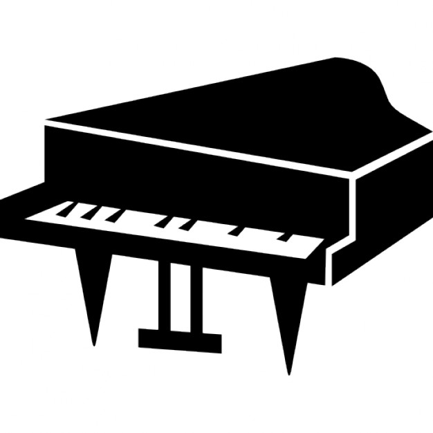 Piano Icon  Library image #11866