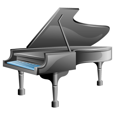 Png Free Vector Download Piano image #11846
