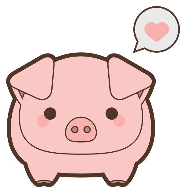 Png Vector Pig