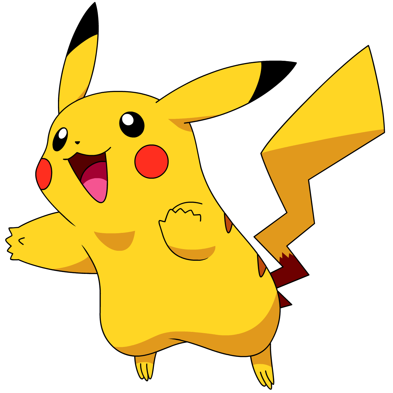 Free High-quality Pikachu download pikachu PNG images