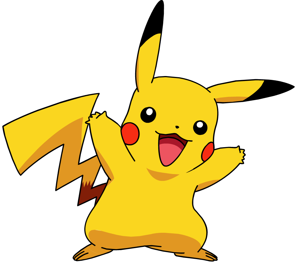 PNG Picture Pikachu image #32599