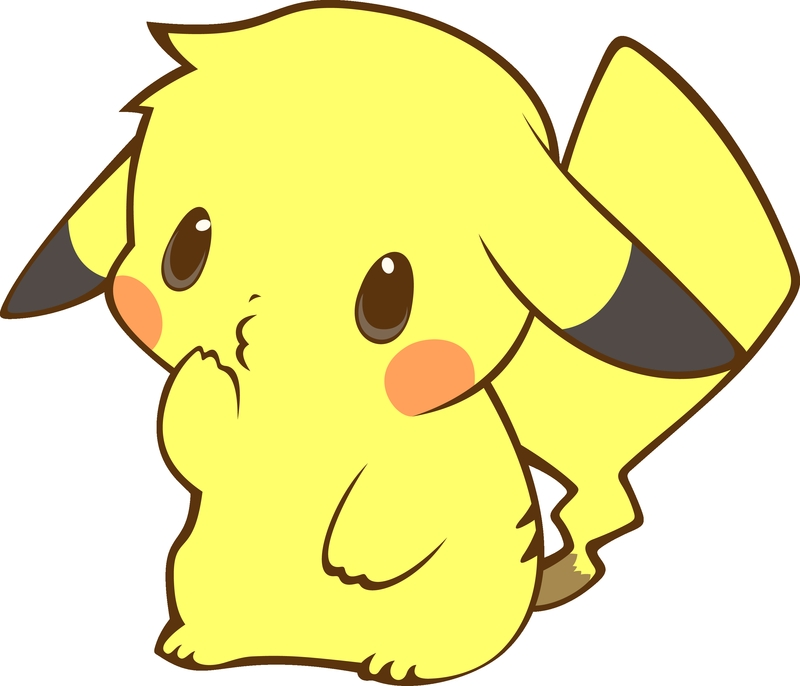 Pikachu Transparent - Free Icons and PNG Backgrounds