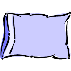 Pillow Clipart Png image #28464