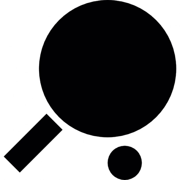 Ping Pong Vector Icon image #39432