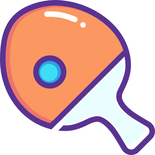 Free High-quality Ping Pong Icon image #39439