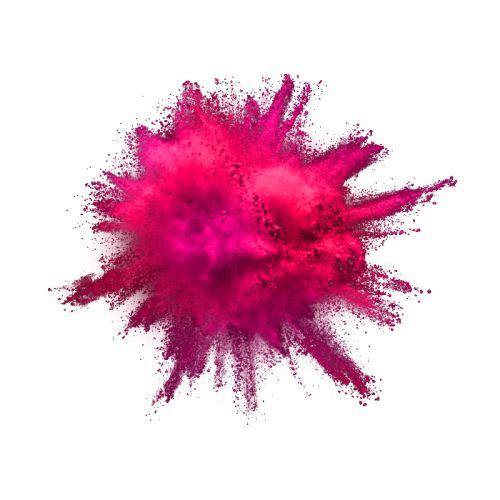 pink colored smoke png